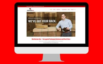 Wertheimer Box Corp Celebrates 80th Anniversary With New Website Launch